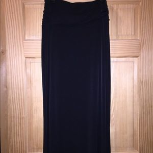Women's black dress skirt size extra large